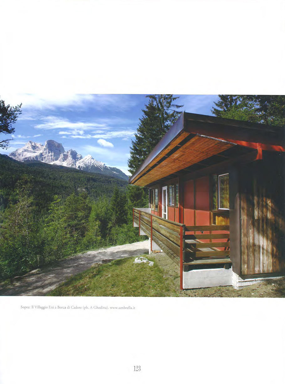 Chalet di lusso