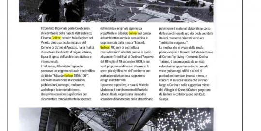 Edoardo Gellner 100 anni di architettura