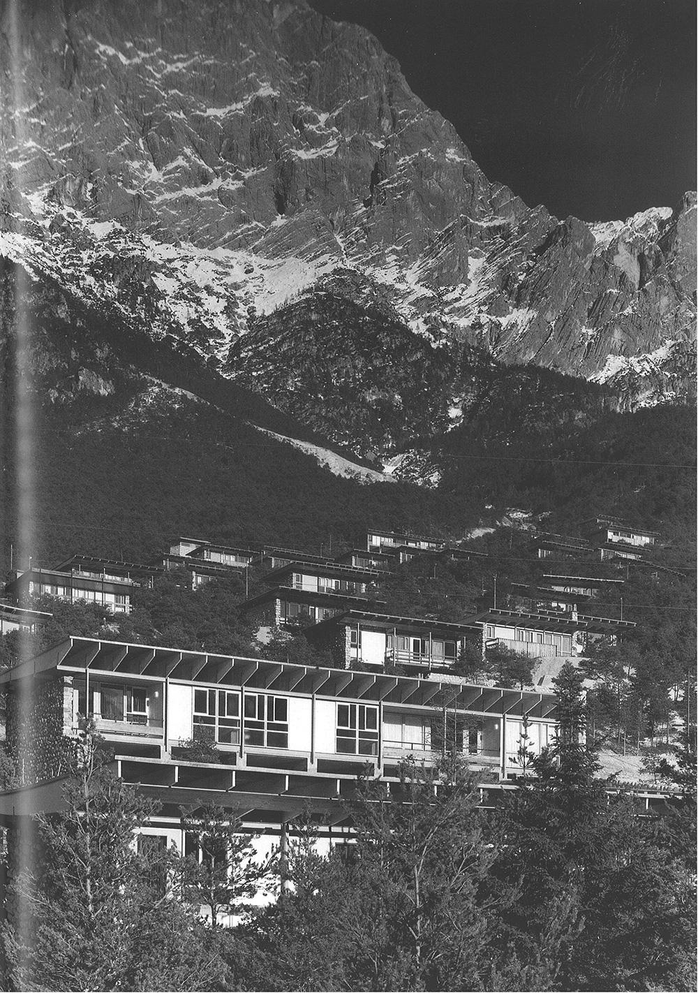 Architekt und Forscher in Cortina d'Ampezzo